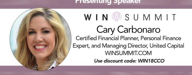 Cary Carbonaro promo
