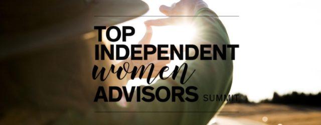 Barron's Top Independent Women Advisors Summit